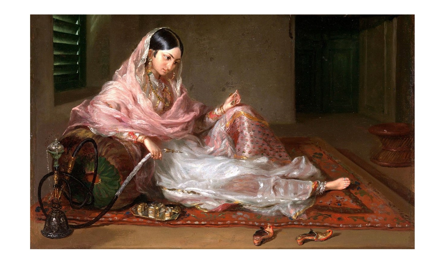 The Romance of Indian Muslin