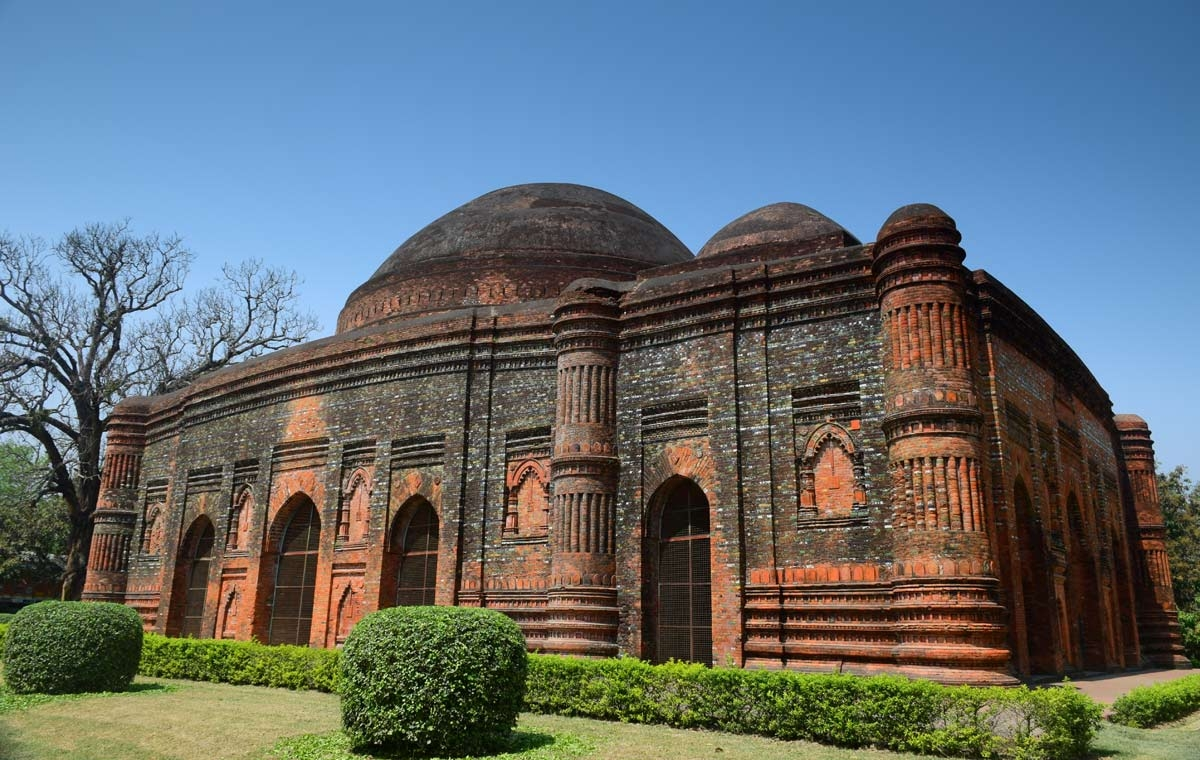 The Terracotta Mosques of West Bengal