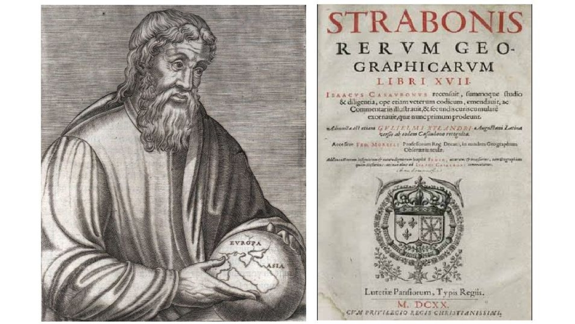 Strabo, Greek Geographer and historian