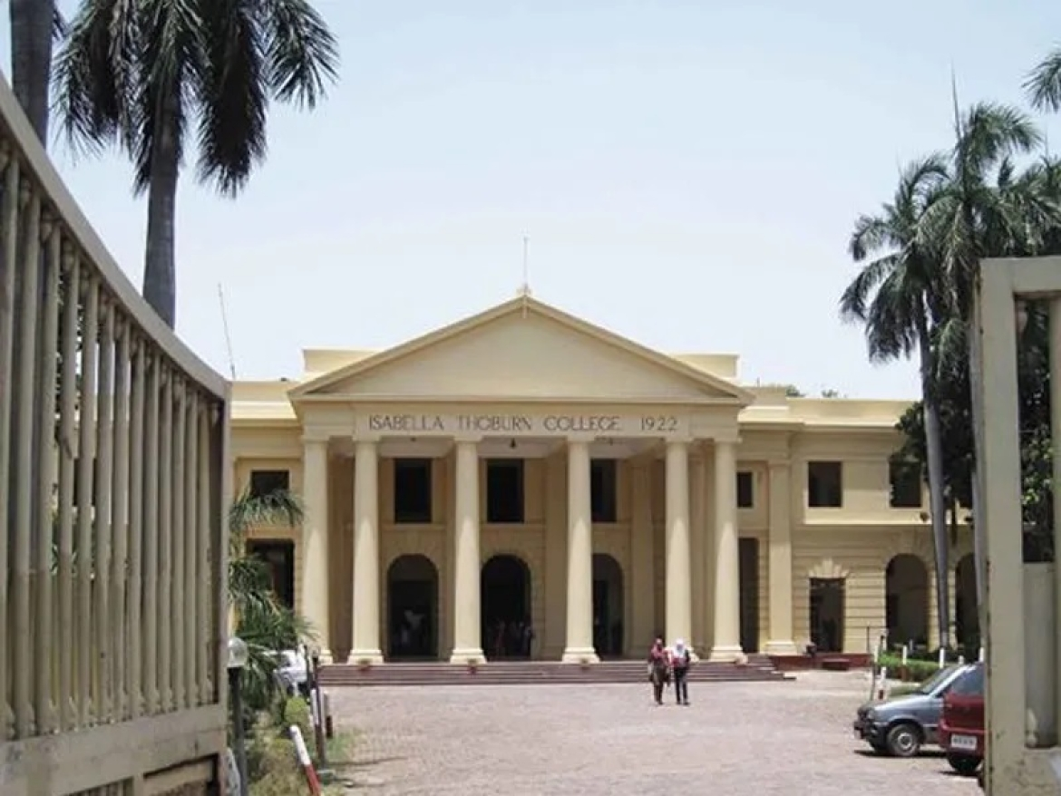 Isabella Thoubourn College, Lucknow