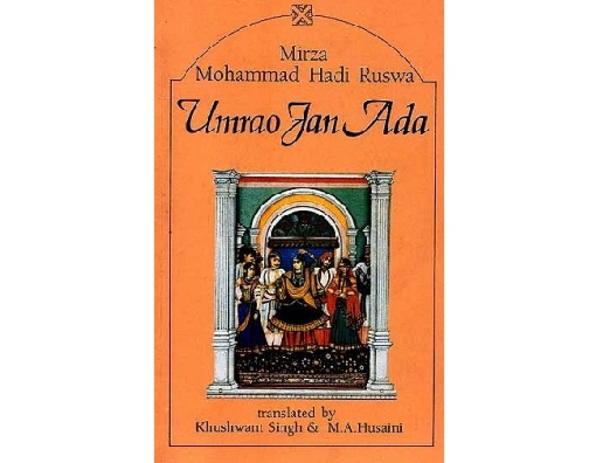 Umrao Jaan translation cover
