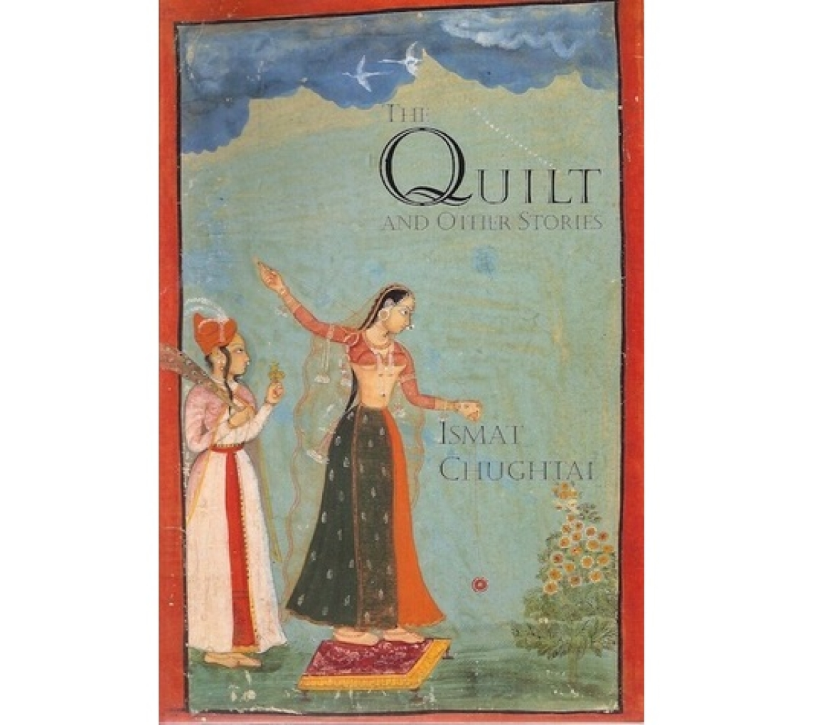 Lihaaf (The quilt) Cover