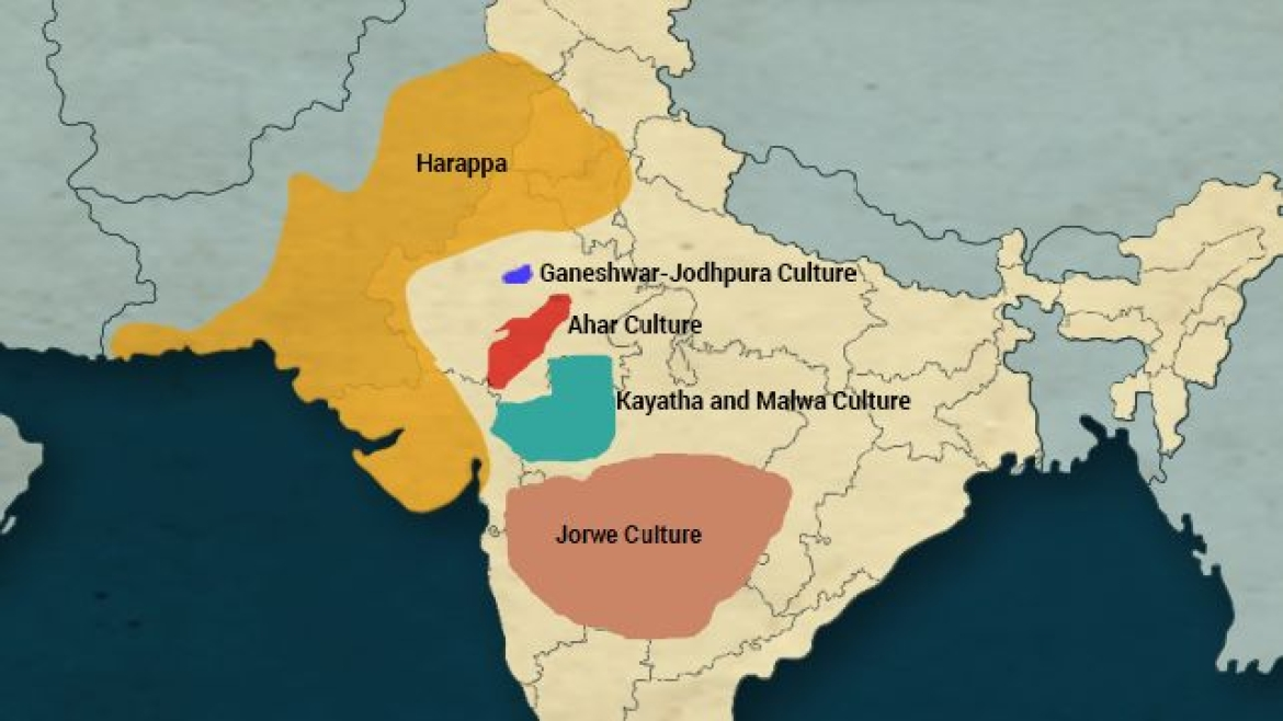 Harappa and the other cultures