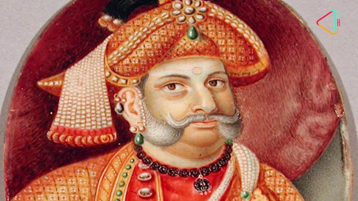 Maharaja Serfoji