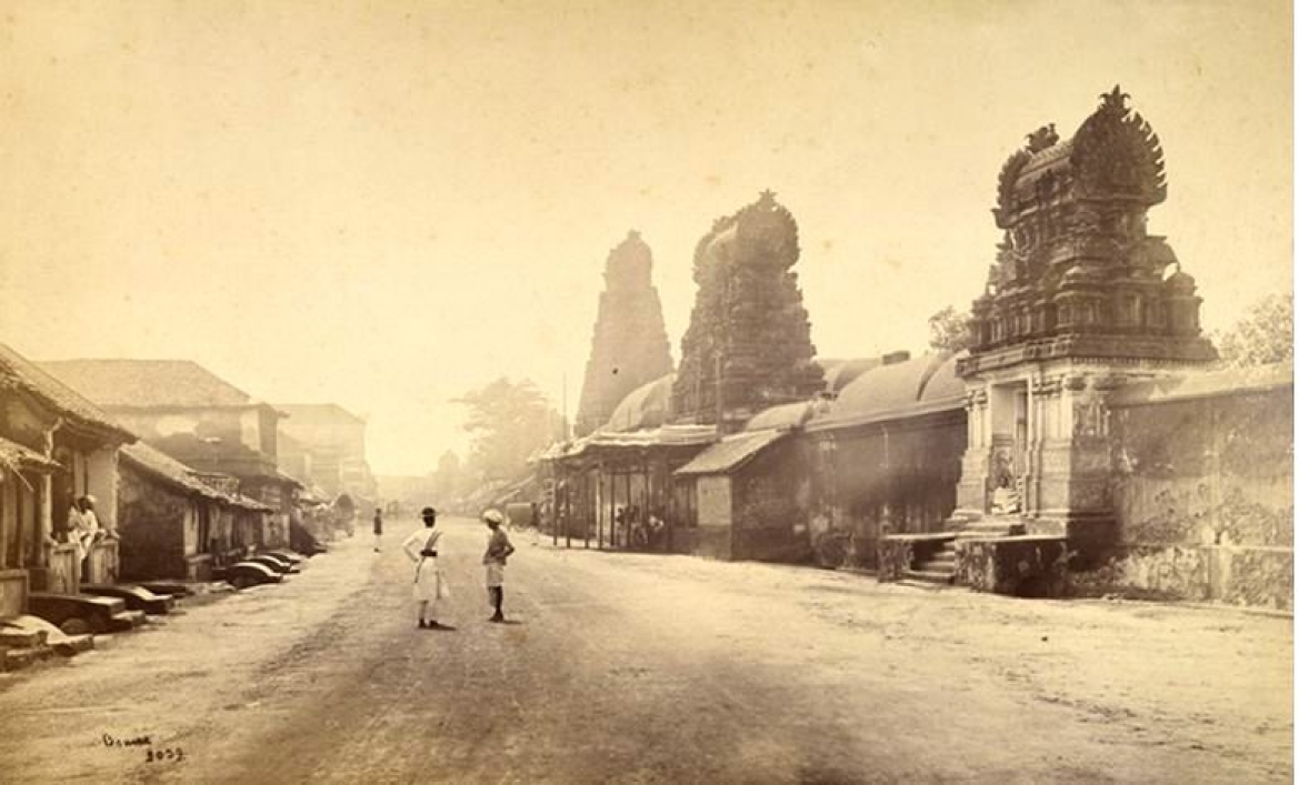 Old Thanjavur