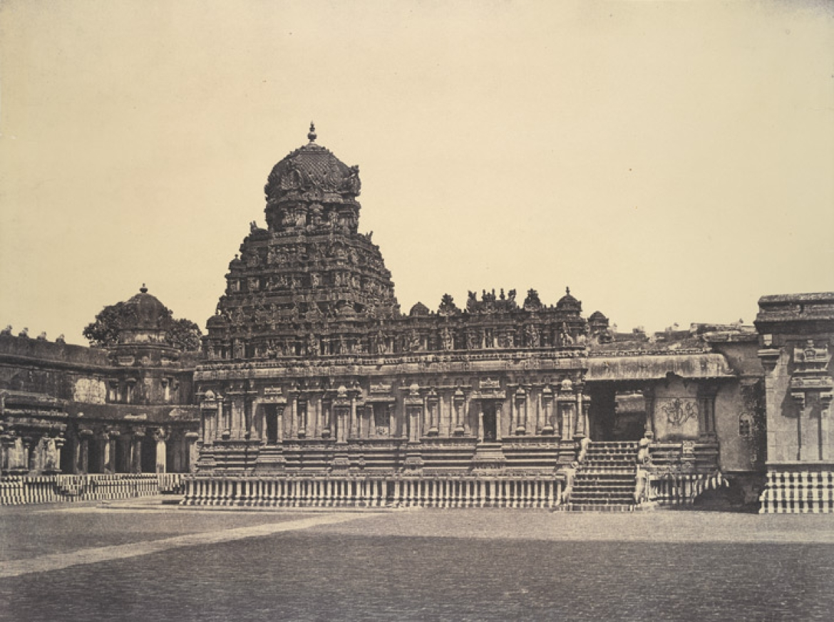 Subrahmanyar Temple in the complex