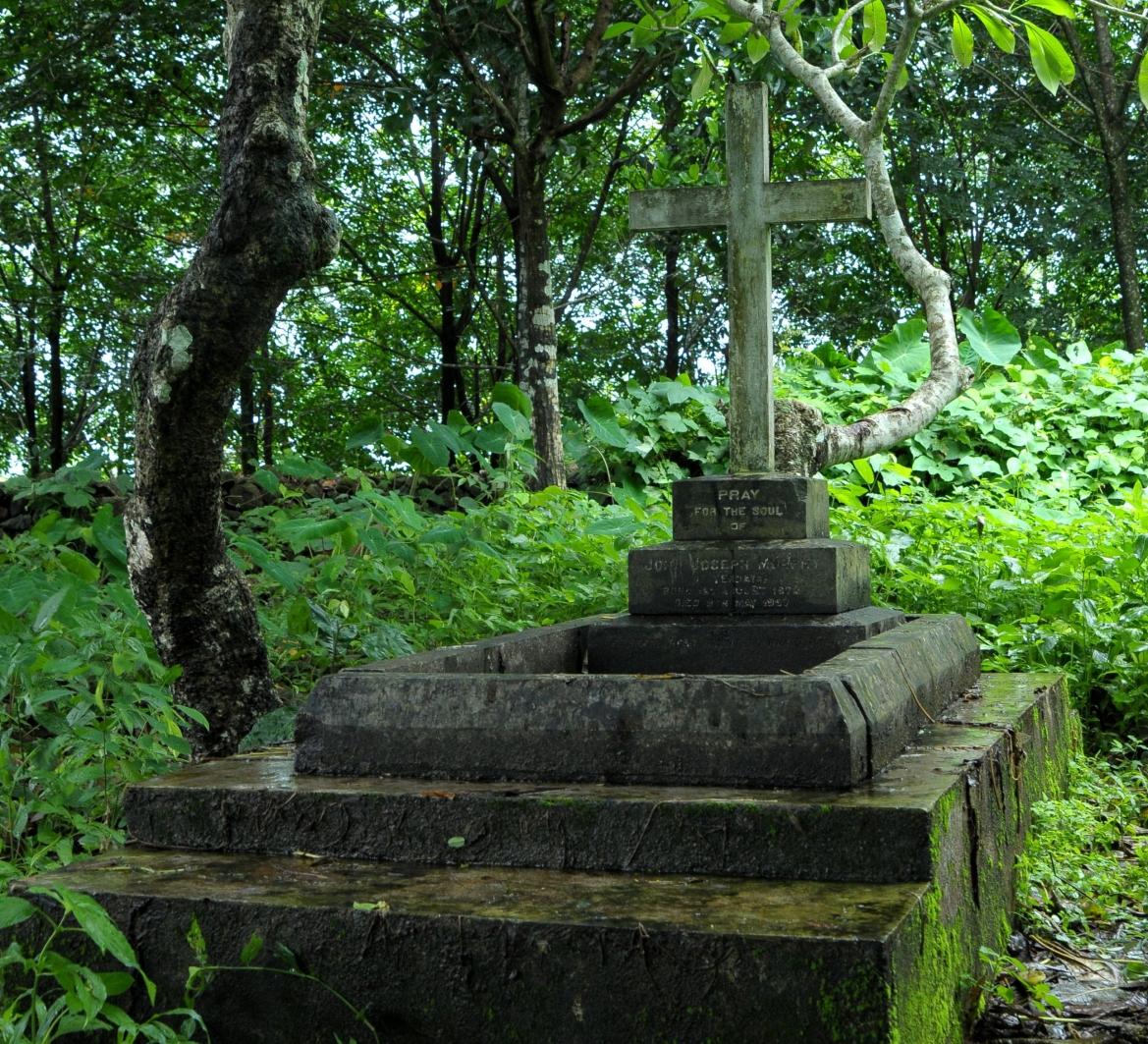 JJ Murphy's grave
