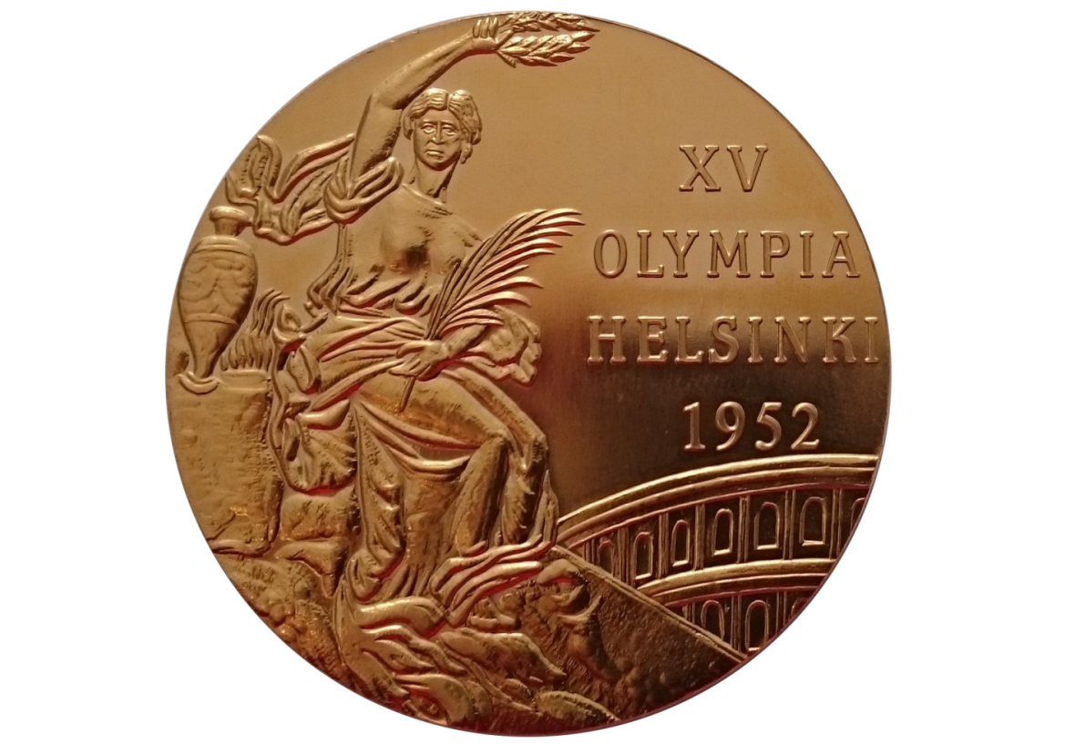 1952 Olympic Medal