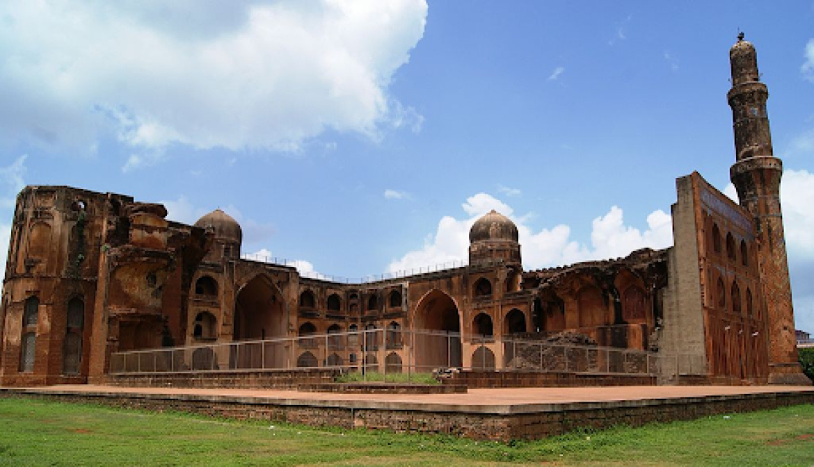 The Madressa of Mohammad Gavan at Bidar
