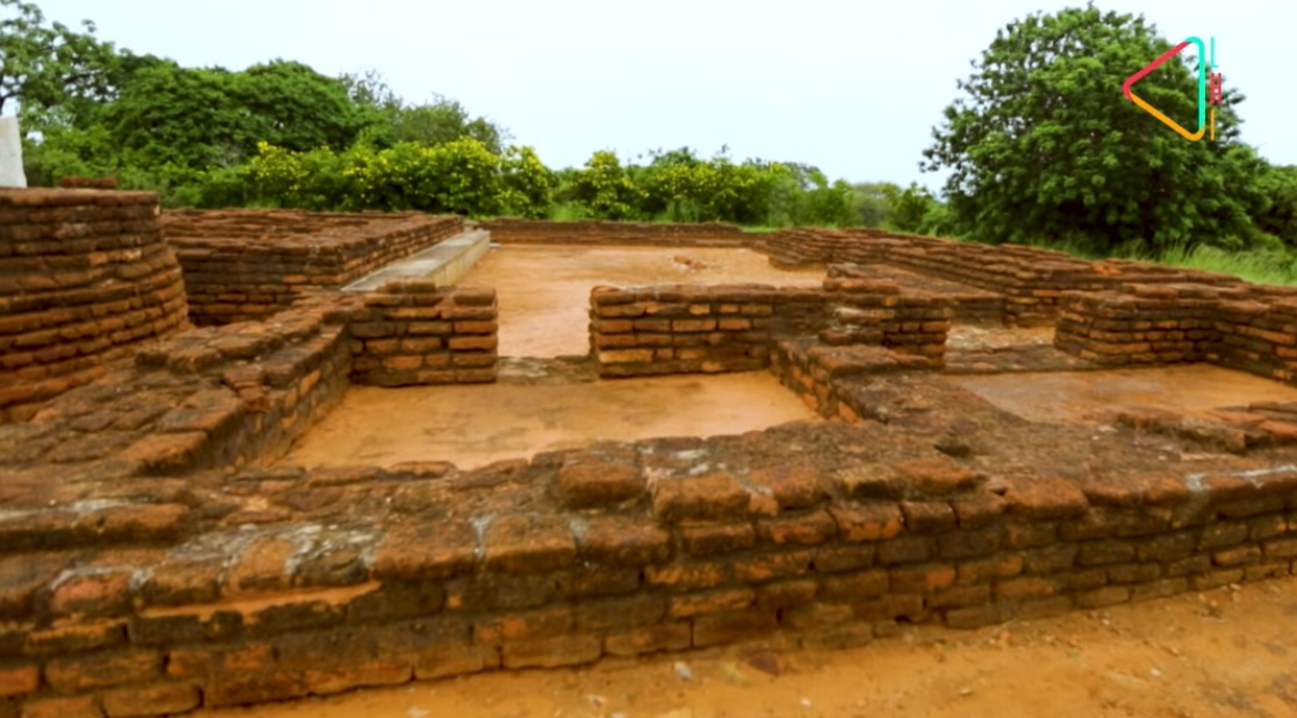 Ruins at Nagarjunakonda