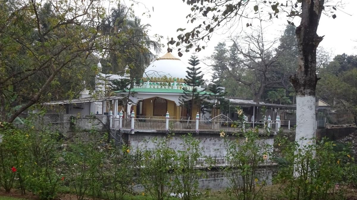 Shahi Mosque Inside Barabati Fort