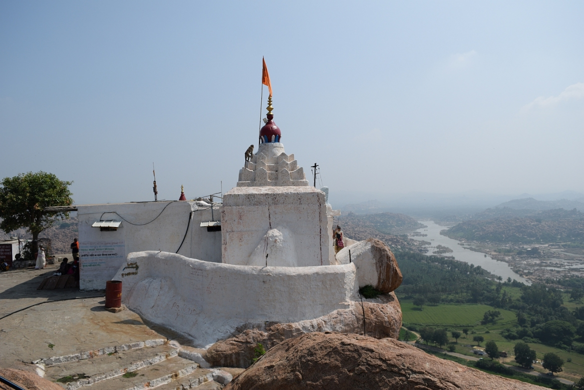 Hanuman Temple, Anjaneyadri Hill