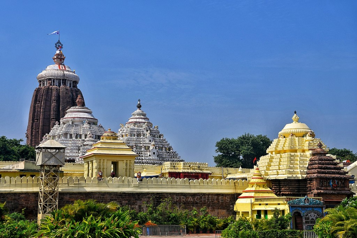 Jagannath Puri Temple