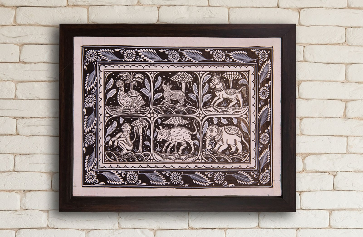 Nature-based Pattachitras
