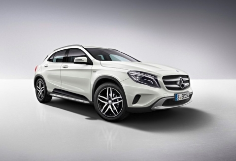 Mercedes Benz GLA 220D 4matic