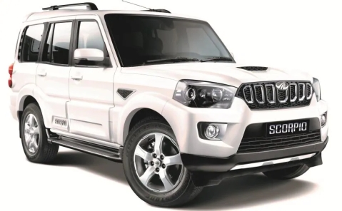 Facelift of Mahindra Scorpio