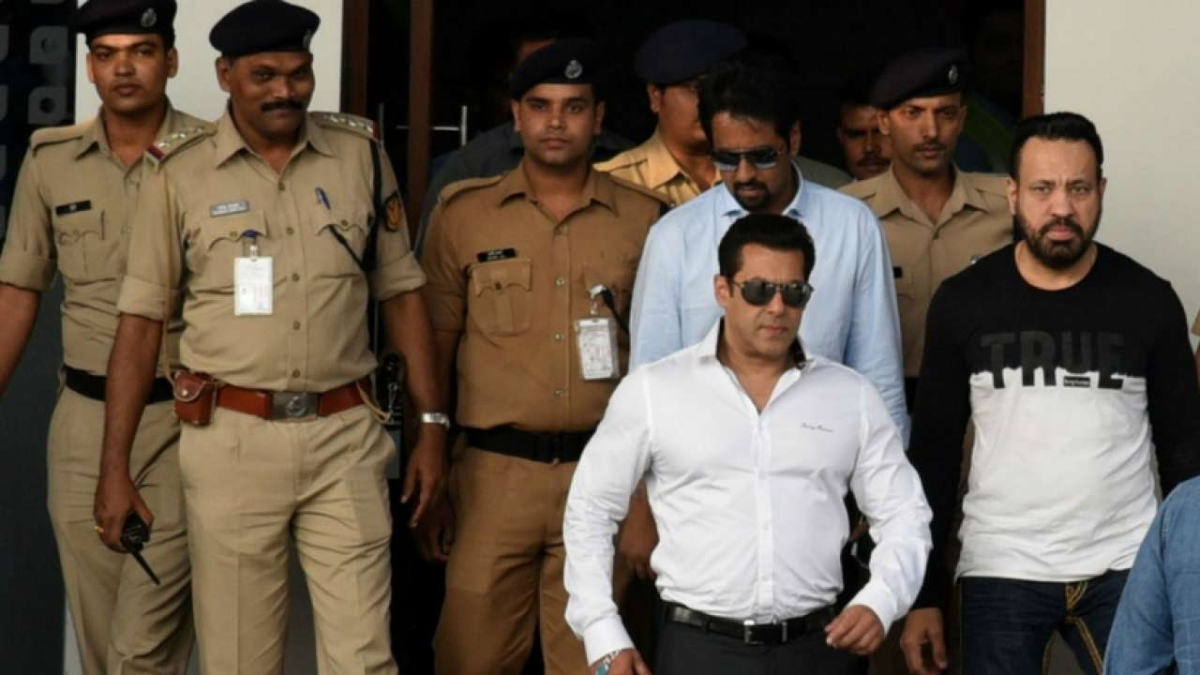 Blackbuck poaching case: Salman sentenced to five years in jail, others acquitted