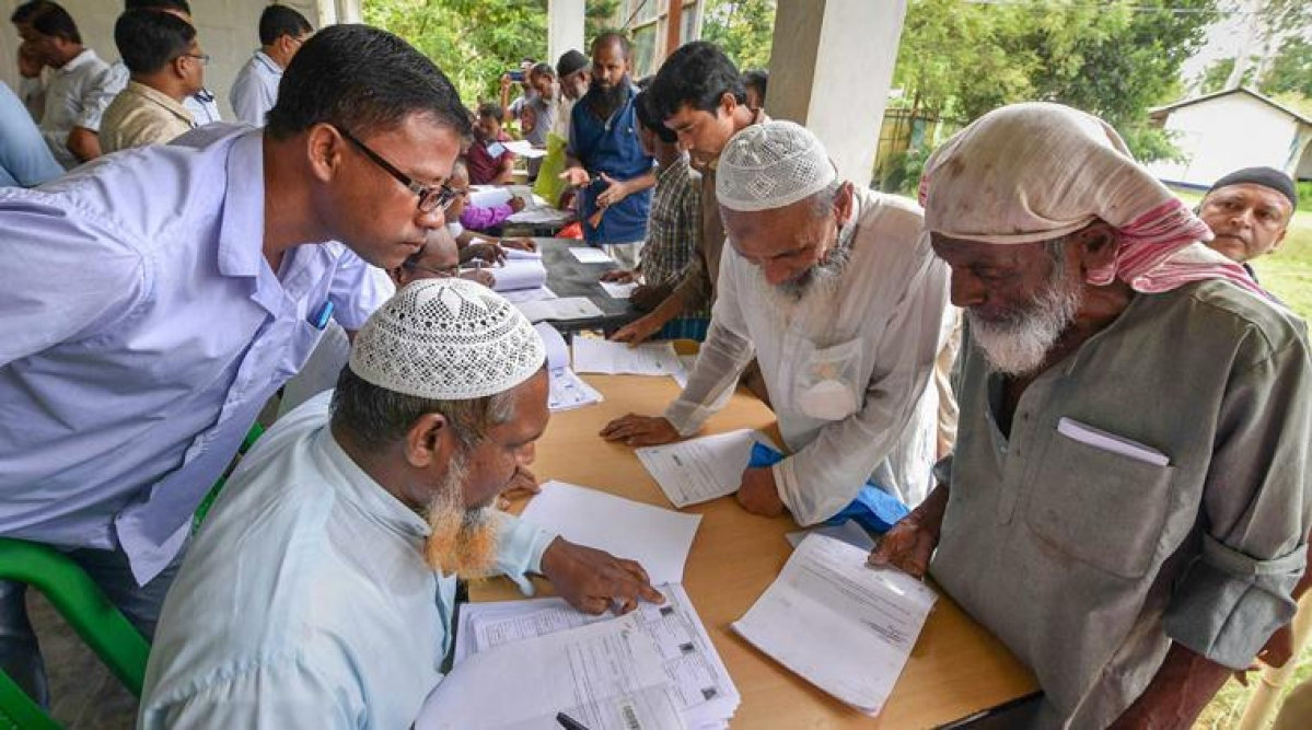 40 lakh excluded from NRC final draft in Assam