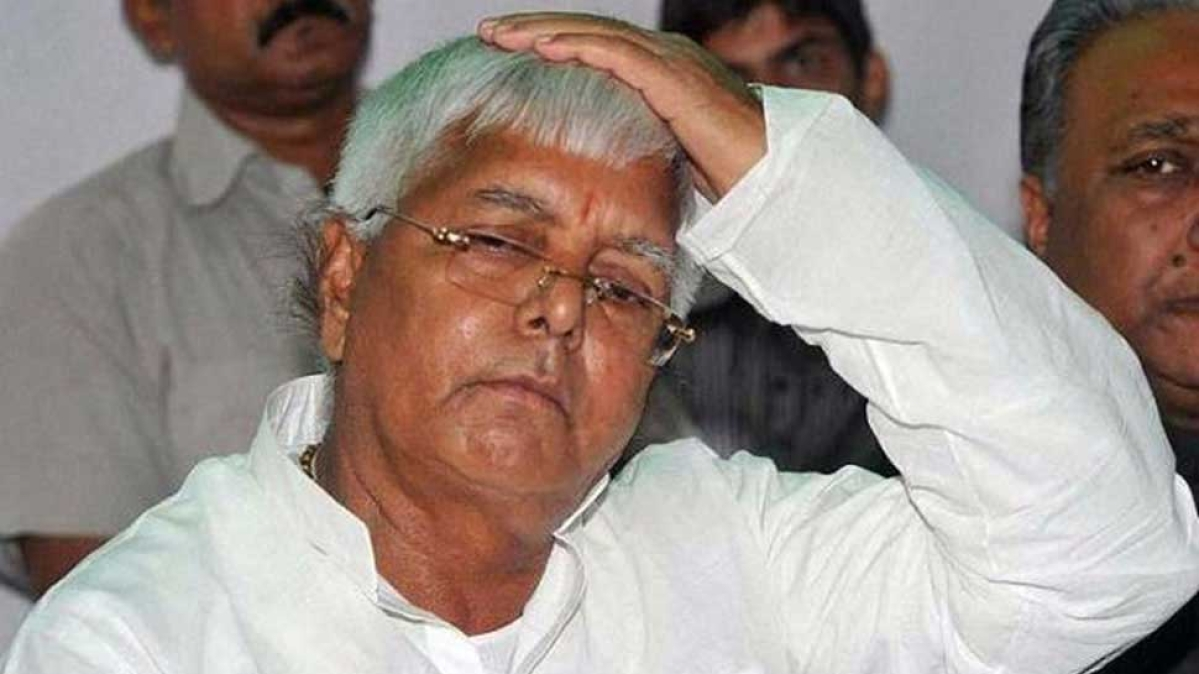 Fodder scam case: Lalu Prasad Yadav sentenced to three-and-half years in jail