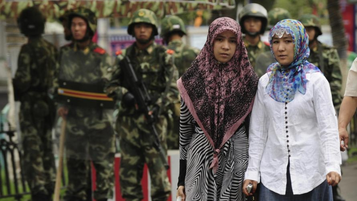 China keeps one million Uighur Muslims in secret camps, says UN report