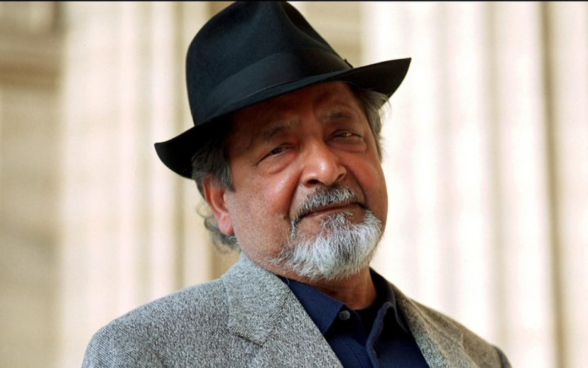 Nobel winning writer VS Naipaul no more