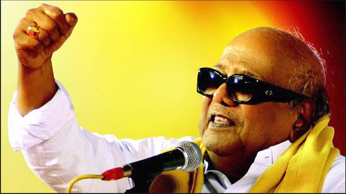 DMK leader Karunanidhi passes away