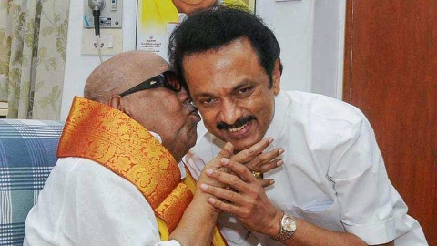 MK Stalin appointed DMK chief as Azhagiri loses fight to top post