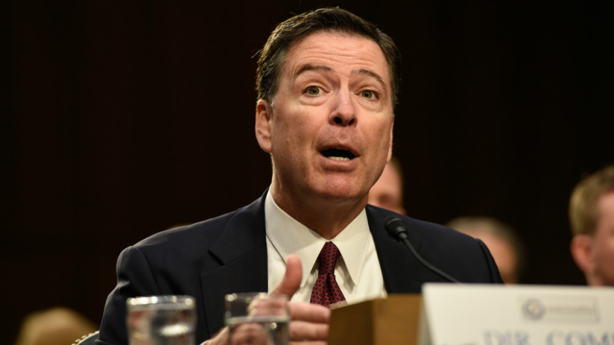 James Comey tears into Donald Trump, says Trump not fit to be president