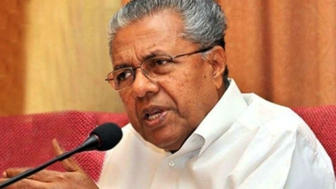 Post-flood relief aid from center limited, says Pinarayi Vijayan