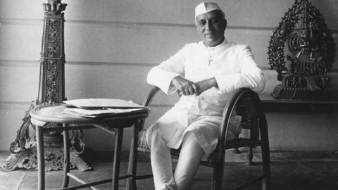 Jawaharlal Nehru, founder of National Herald, Navjeevan and Qaumi Awaaz