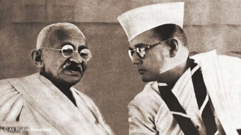 Did Netaji die in an air crash?