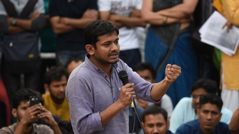 Kanhaiya Kumar elevated to CPI's top decision-making body