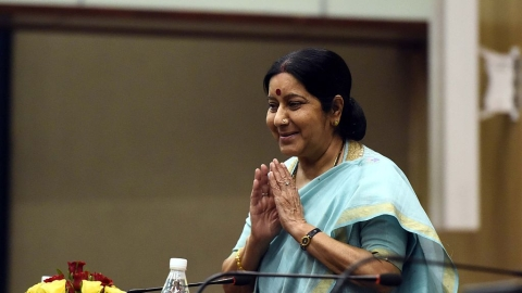 Sushma Swaraj, a gutsy leader who brought her innate charm and grace in politics
