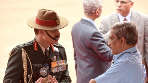 Parrikar on next army chief—Line of succession decided by 'people'