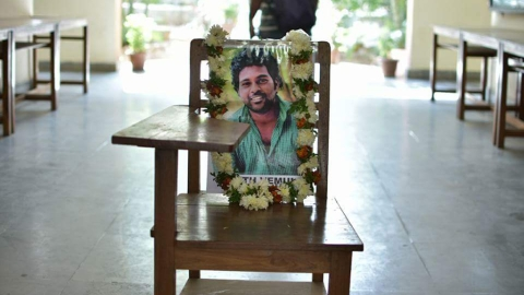 Rohith Vemula: From shadows to the stars