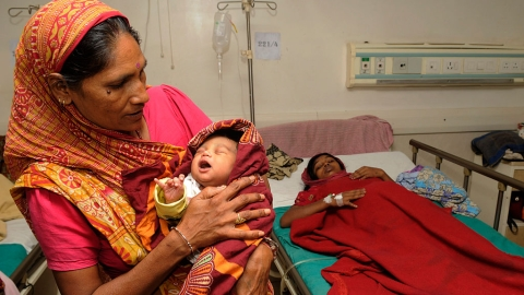 Is govt bluffing on universal maternity benefits?