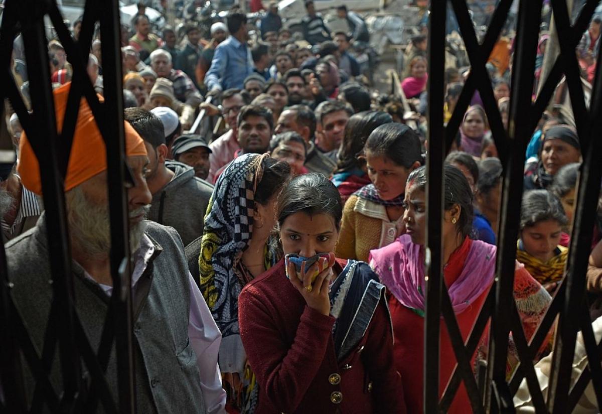 Photo by Ravi Choudhary/Hindustan Times via Getty Images