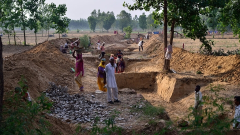Modi govt owes states ₹5,812 crore in MGNREGS wages