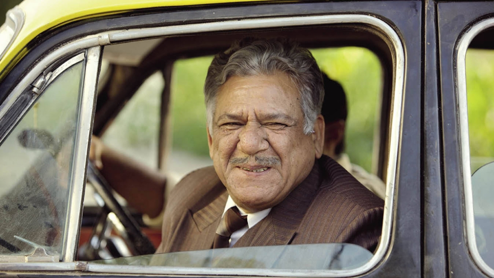 Om Puri (18 October 1950-6 January 2017)