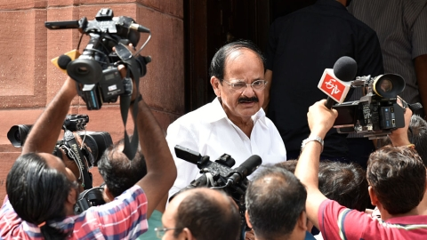 M Venkaiah Naidu's 'excuse' on Women's Reservation Bill draws flak