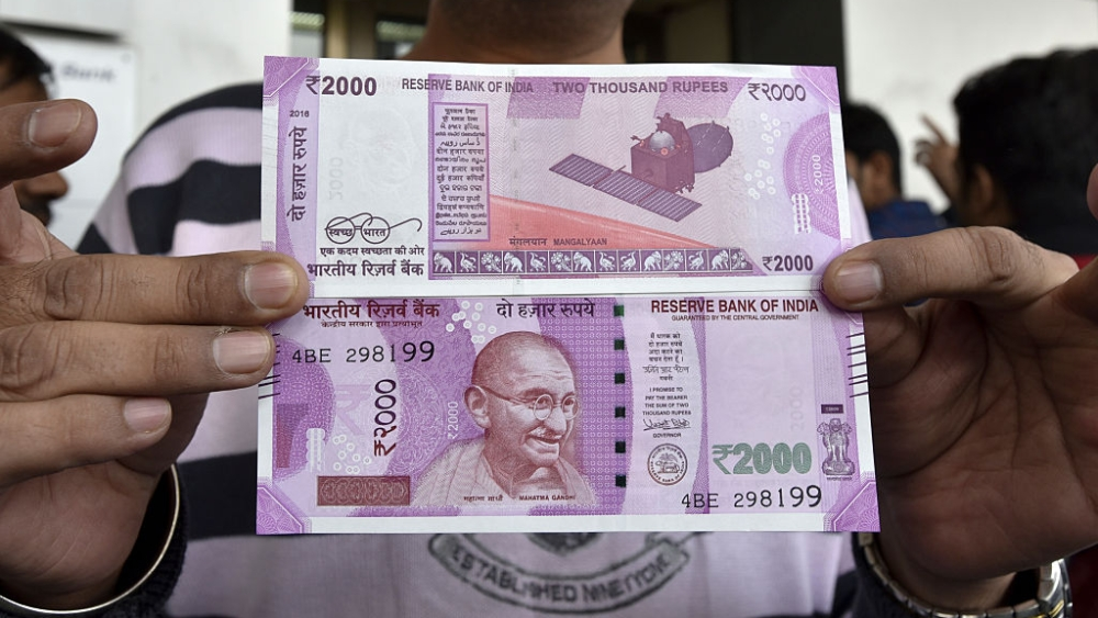 Representative image. From April 2017 onwards, political parties can accept cash donations only up to ₹2,000