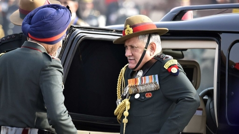 Kavita Krishnan: An open letter to the Army Chief