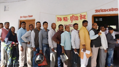 Uttar Pradesh Poll Diary: Snippets from the last phases campaign