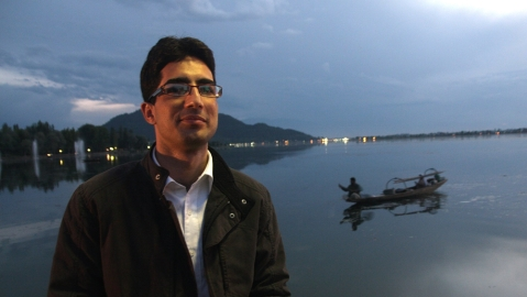 Shah Faesal: Government service ensures only freedom of stomach!