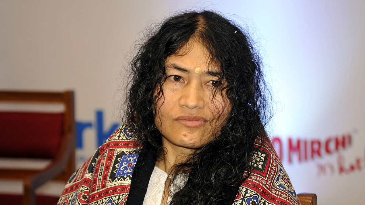 """Irom Sharmila: Democracy exists """"only in name""""; govt disregards people's sentiments when making decisions"""