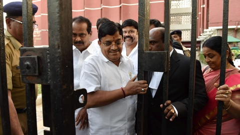 Five-cornered contest to fill up Amma's seat