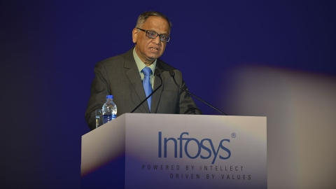 Infosys: Murthy's open letter on pay packets raises a stink