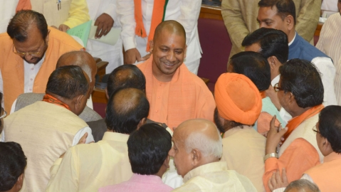 Yogi gives himself a long rope with 'partial but huge' loan waiver