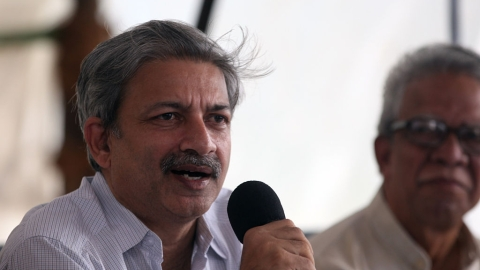 Mayank Gandhi writes an open letter to Kejriwal