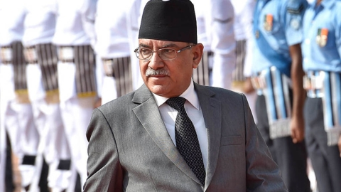 Nepal PM Prachanda resigns as per pact